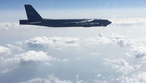 Boeing B-52H Stratofortress 4  - Sputnik Việt Nam