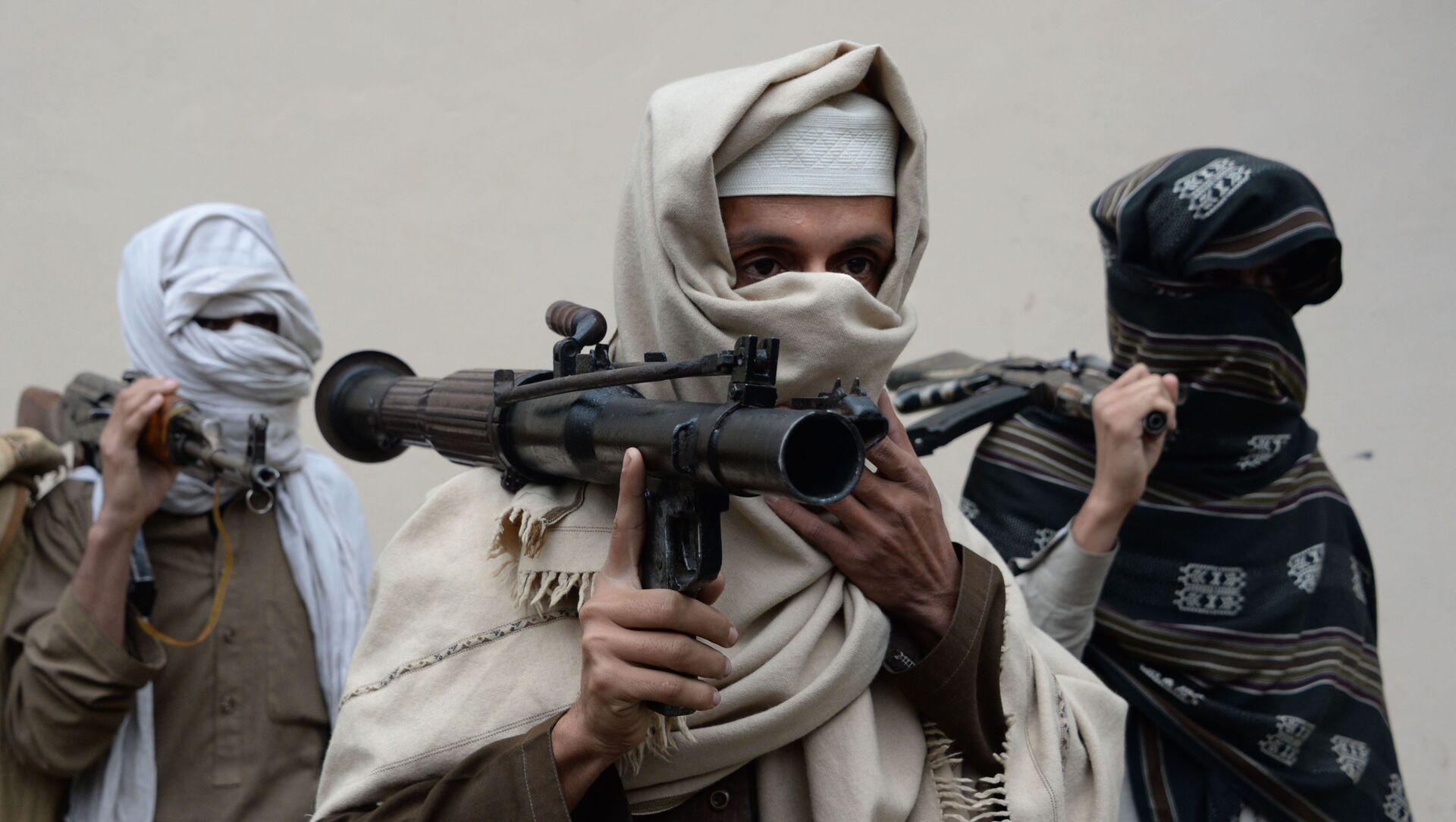 Các cựu thành viên của Taliban ở Afghanistan - Sputnik Việt Nam, 1920, 08.07.2021