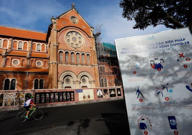 Nhà thờ Đức Bà Sài Gòn, Thành phố Hồ Chí Minh, Việt Nam