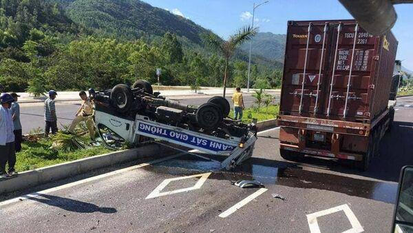 Vụ tai nạn giao thông - Sputnik Việt Nam