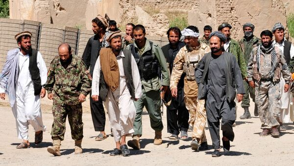 Phong trào cực đoan Taliban (Tổ chức khủng bố bị cấm trên lãnh thổ Nga) - Sputnik Việt Nam