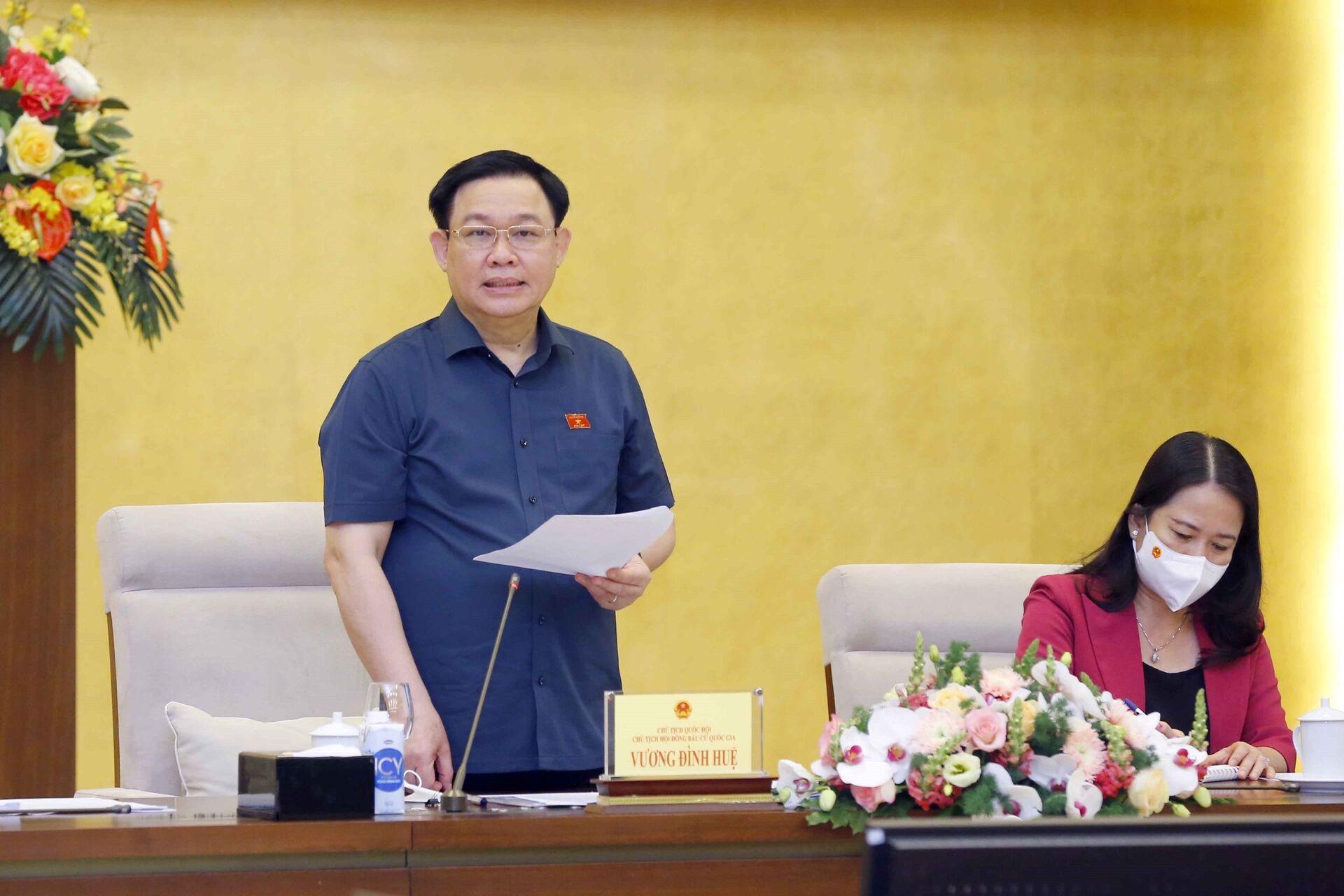 Việt Nam xác nhận tư cách 499 đại biểu Quốc hội khoá mới - Sputnik Việt Nam, 1920, 12.07.2021