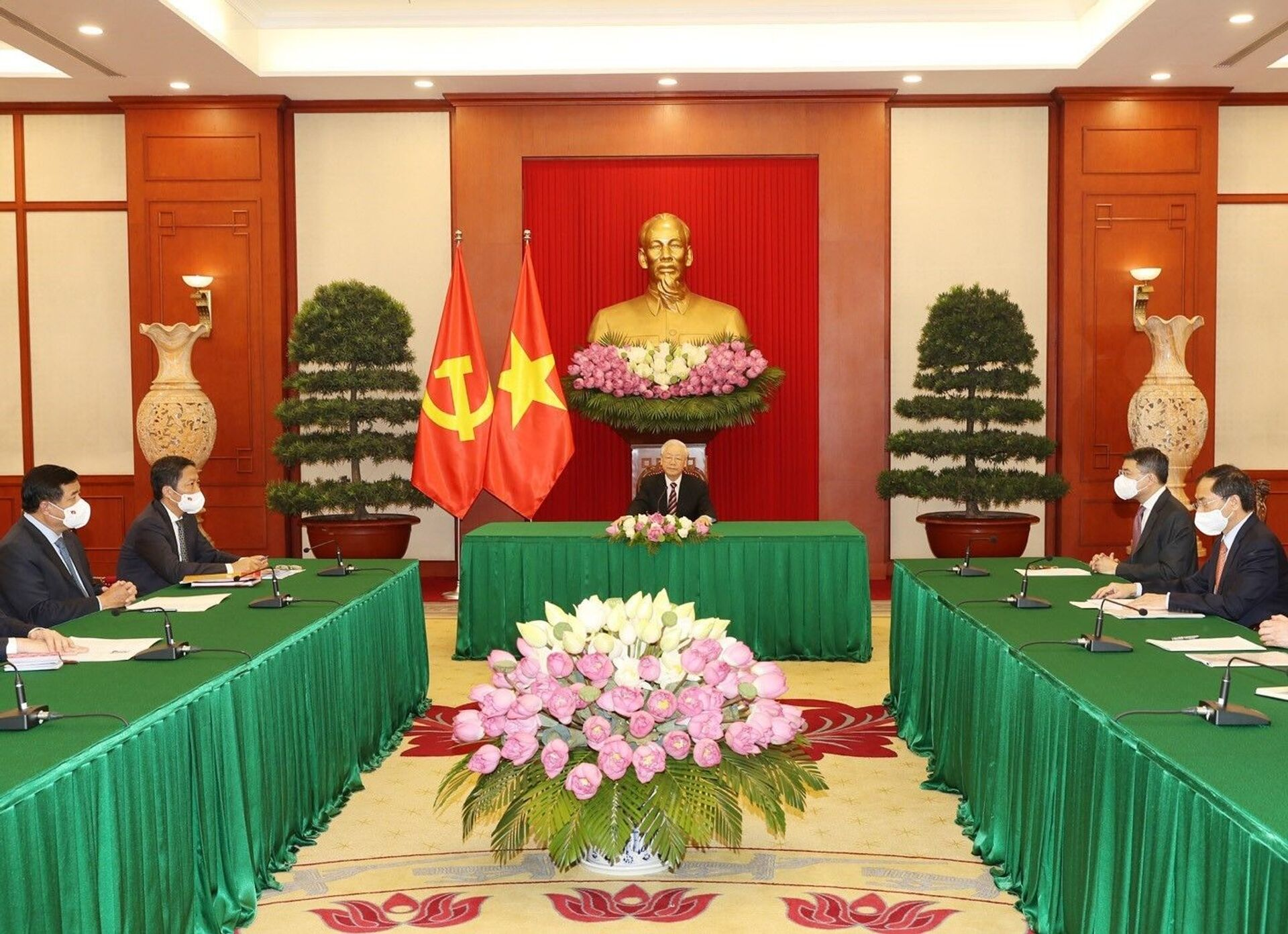 Hàn Quốc muốn tăng hợp tác với Việt Nam về an ninh quốc phòng - Sputnik Việt Nam, 1920, 15.07.2021