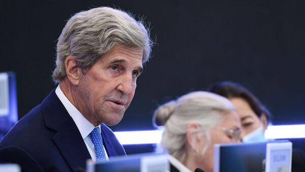Đặc phái viên về Khí hậu của Tổng thống Mỹ John Kerry - Sputnik Việt Nam