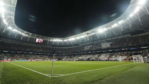Sân vận động Vodafone Park ở Istanbul - Sputnik Việt Nam