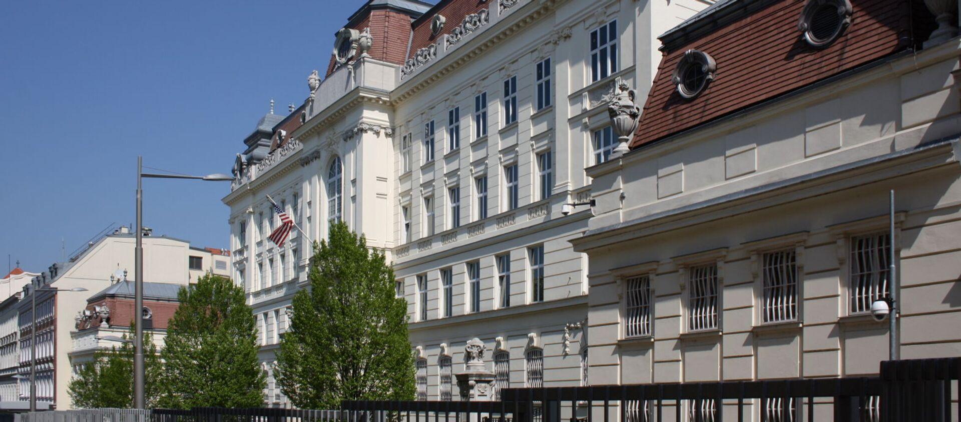 Đại sứ quán Hoa Kỳ Vienna, Áo - Sputnik Việt Nam, 1920, 19.07.2021