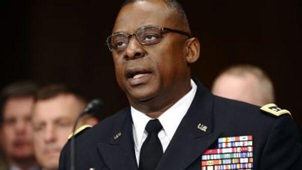 Bộ trưởng Quốc phòng Hoa Kỳ Lloyd Austin. - Sputnik Việt Nam