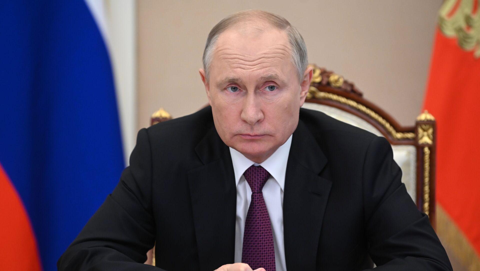 Tổng thống Nga Vladimir Putin - Sputnik Việt Nam, 1920, 22.08.2021
