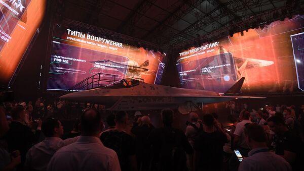 MAKS-2021. Ngày thứ nhì - Sputnik Việt Nam