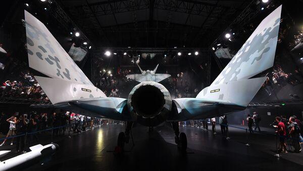 Trình bày về máy bay quân sự mới Checkmate - Sputnik Việt Nam