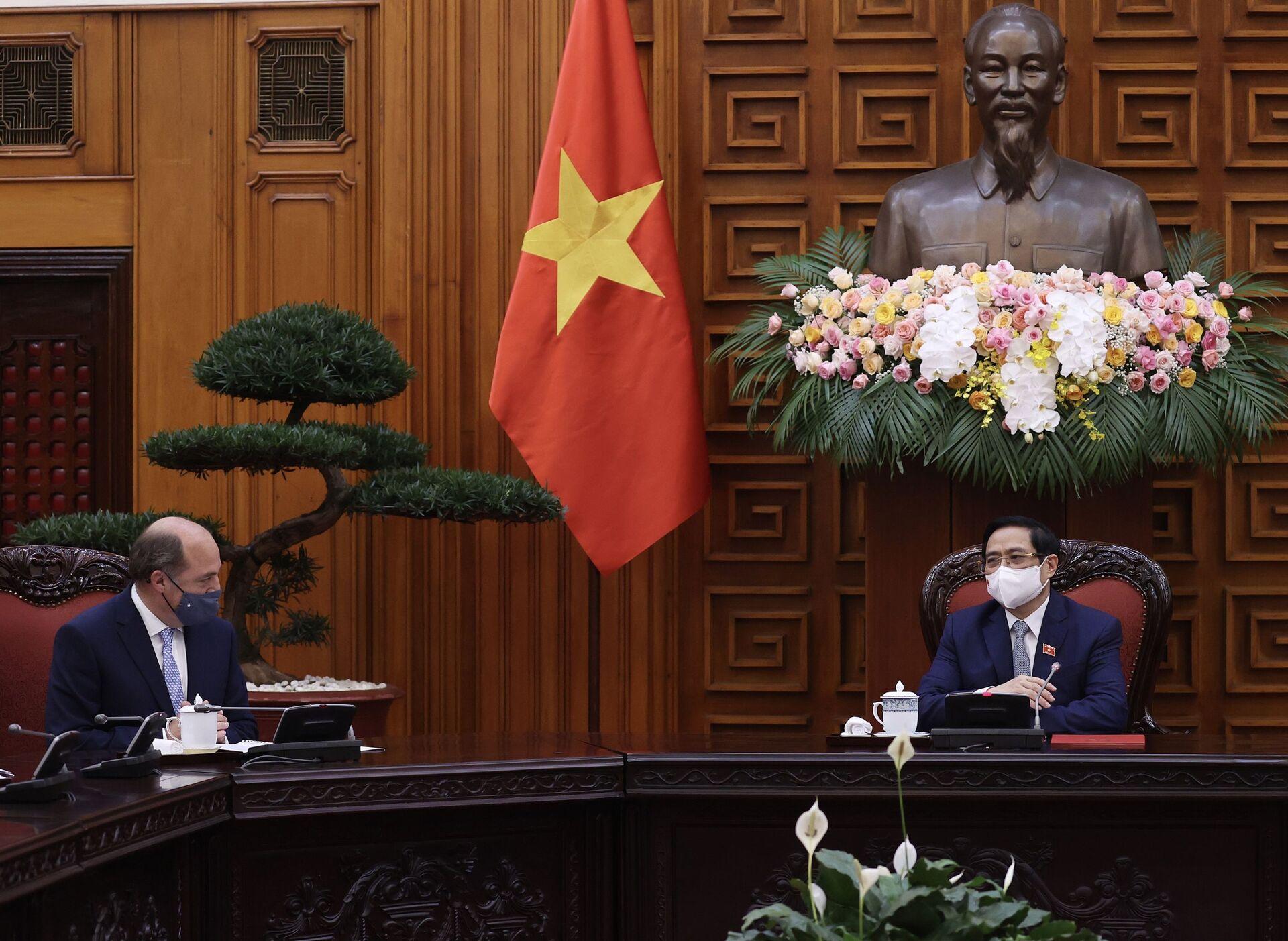 Việt Nam – Anh 'tìm được tiếng nói chung' - Sputnik Việt Nam, 1920, 22.07.2021