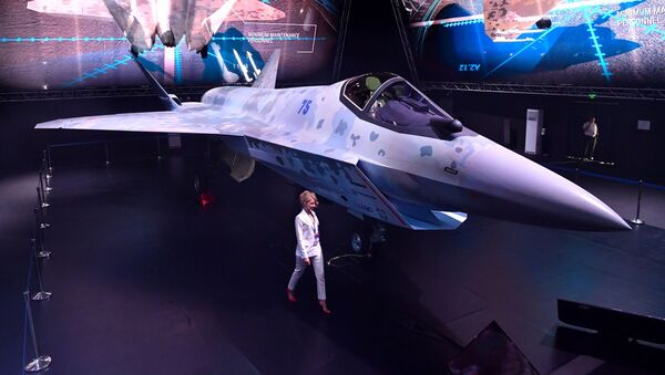 Giới thiệu máy bay quân sự mới Checkmate - Sputnik Việt Nam