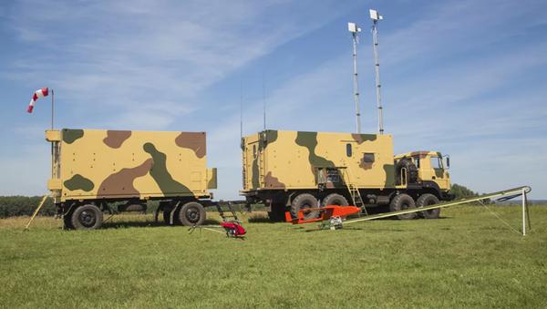 Tổ hợp mục tiêu mô phỏng Adjutant - Sputnik Việt Nam