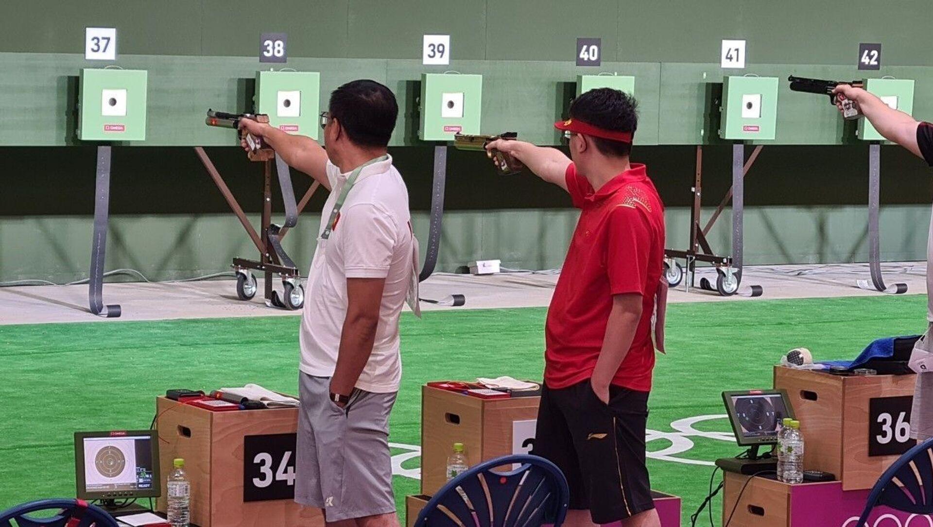 Olympic Tokyo 2020: Cập nhật thành tích thi đấu của đoàn thể thao Việt Nam đến đầu giờ chiều ngày 24/7 - Sputnik Việt Nam, 1920, 24.07.2021