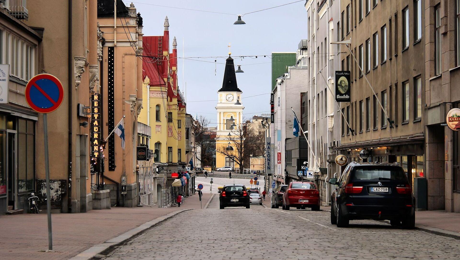 Thành phố Tampere, Phần Lan - Sputnik Việt Nam, 1920, 26.07.2021