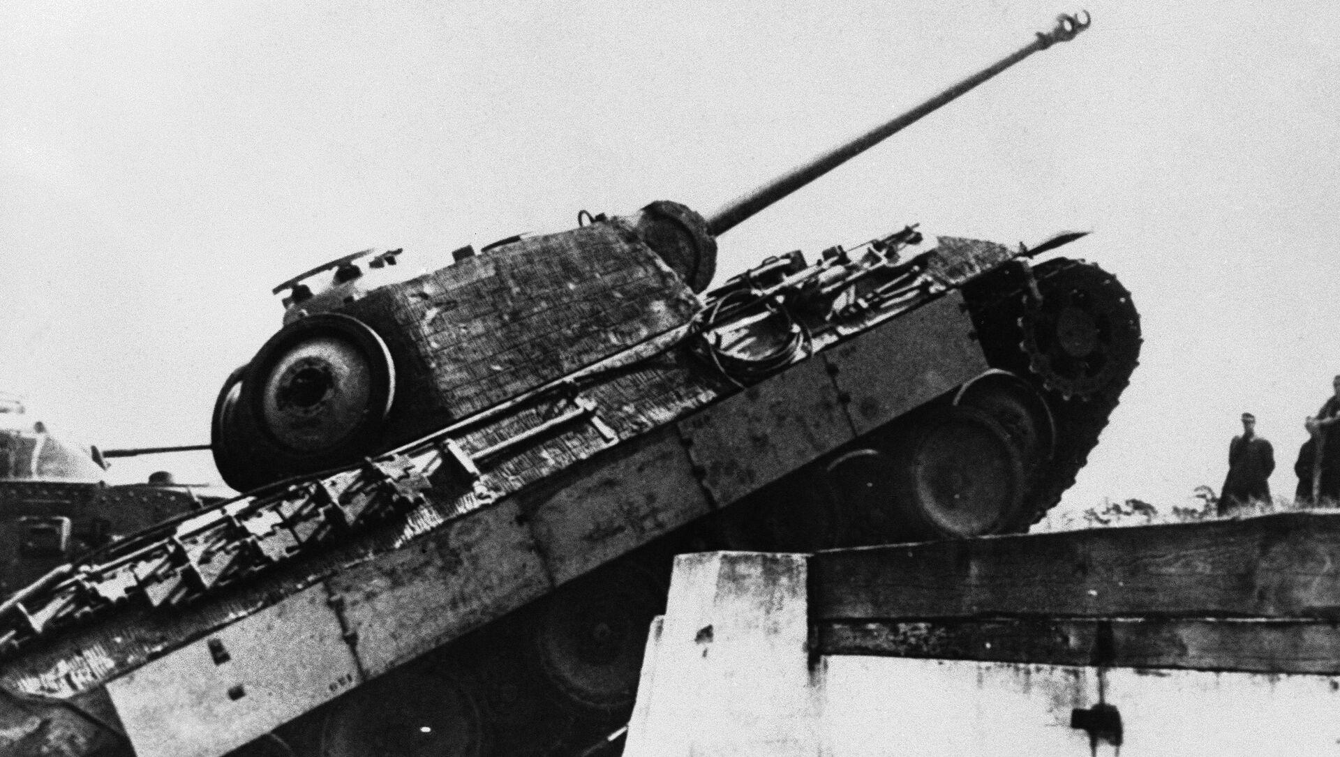 Xe tăng Panther của quân đội Đức - Sputnik Việt Nam, 1920, 27.07.2021