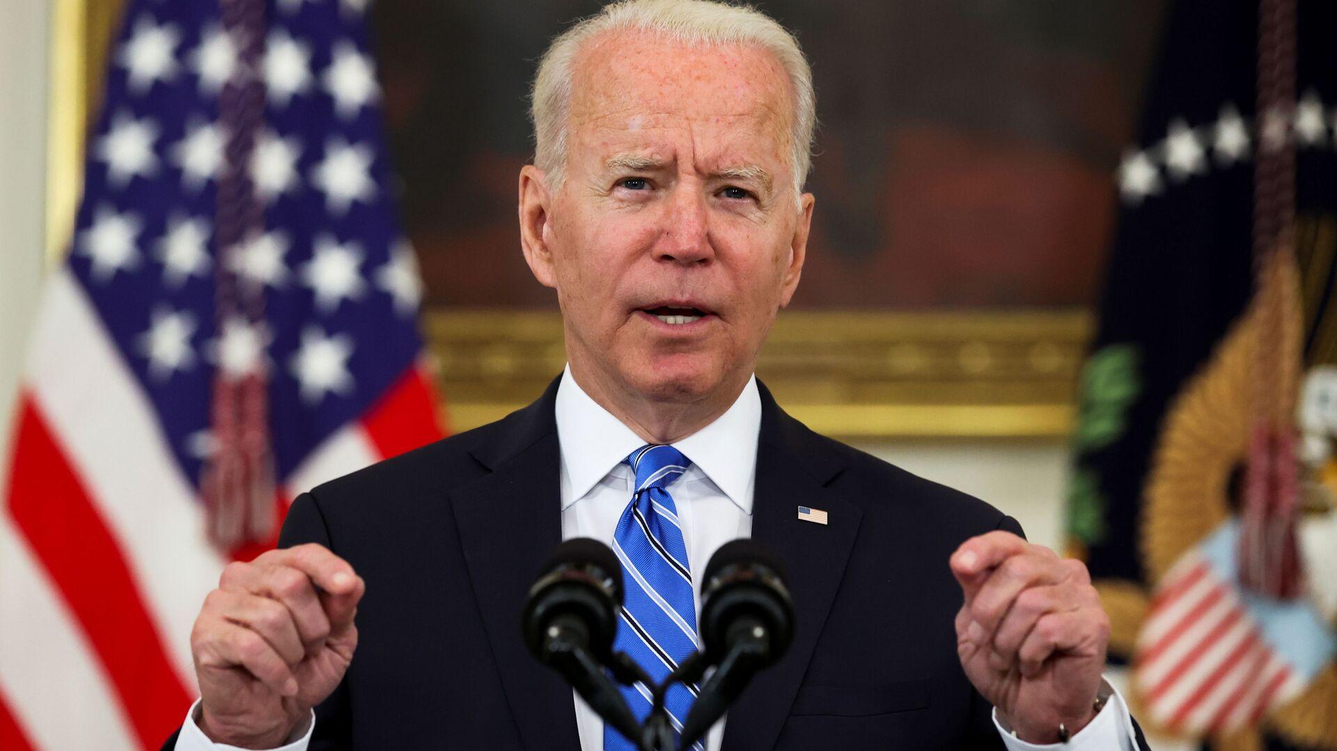 Tổng thống Mỹ Joe Biden - Sputnik Việt Nam, 1920, 28.07.2021