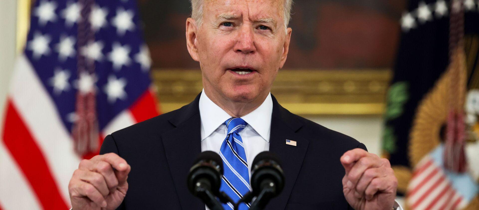 Tổng thống Mỹ Joe Biden - Sputnik Việt Nam, 1920, 16.09.2021