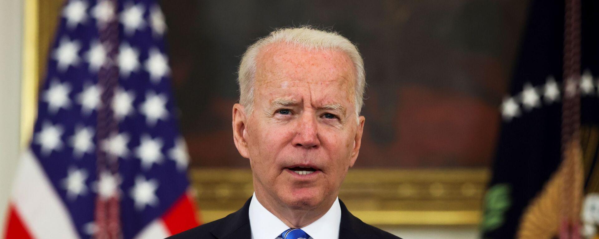 Tổng thống Mỹ Joe Biden - Sputnik Việt Nam, 1920, 17.08.2021