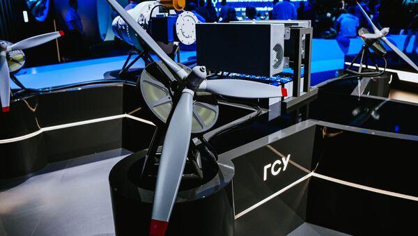 Mô hình nhà máy điện hỗn hợp (GSU) của Rostec - Sputnik Việt Nam