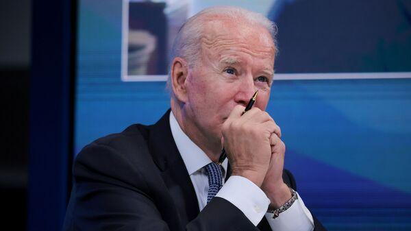 Tổng thống Mỹ Joe Biden - Sputnik Việt Nam