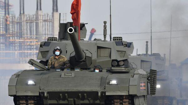 T-14 Armata - Sputnik Việt Nam