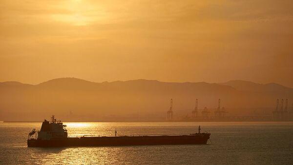 Tàu chở dầu - Sputnik Việt Nam