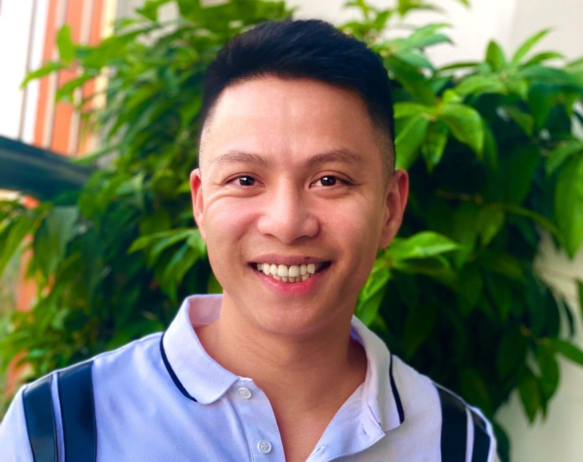 Ngô Minh Hiếu, Chuyên gia an ninh mạng, Trung tâm Giám sát An toàn Không gian mạng quốc gia (NCSC) - Sputnik Việt Nam, 1920, 05.10.2021