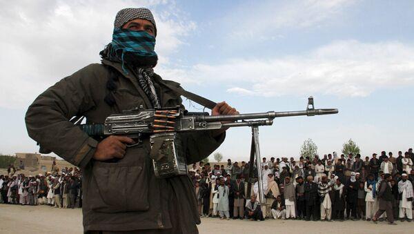 Một thành viên của quân nổi dậy Taliban - Sputnik Việt Nam
