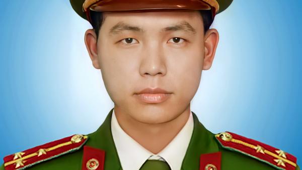 Đại úy Phan Tấn Tài. - Sputnik Việt Nam