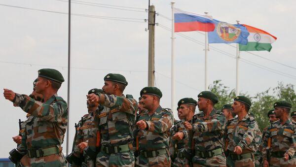 Cuộc tập trận chung Nga-Ấn Indra-2021 - Sputnik Việt Nam