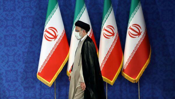 Tổng thống Iran Ibrahim Raisi - Sputnik Việt Nam