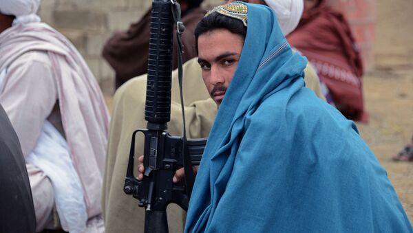 Phong trào cực đoan Taliban*, tổ chức khủng bố bị cấm ở LB Nga - Sputnik Việt Nam