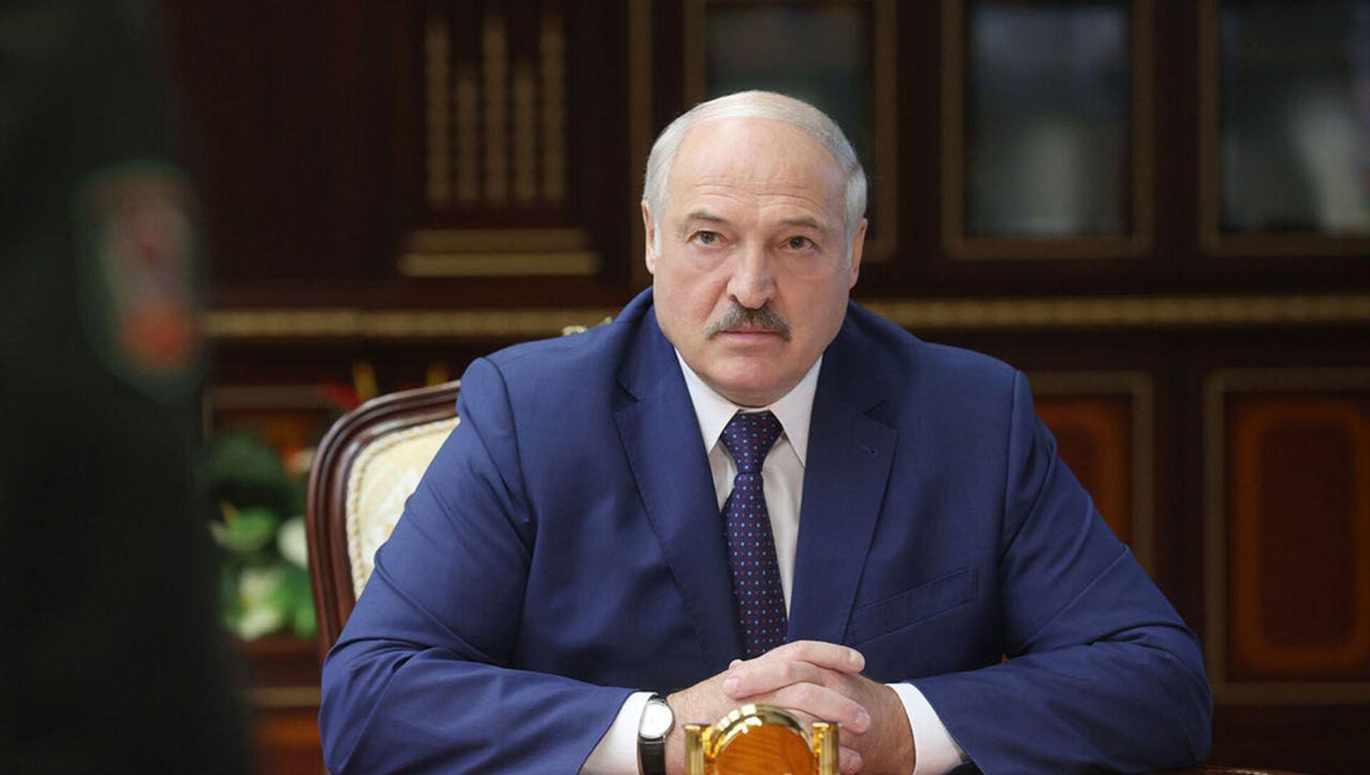 Tổng thống Belarus Alexander Lukashenko - Sputnik Việt Nam, 1920, 09.08.2021