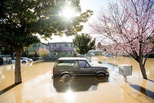Nước lụt California - Sputnik Việt Nam
