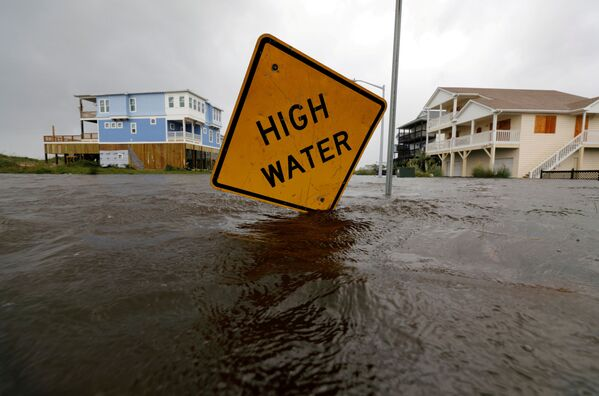 Lũ lụt sau cơn bão Florence ở Bắc Carolina - Sputnik Việt Nam
