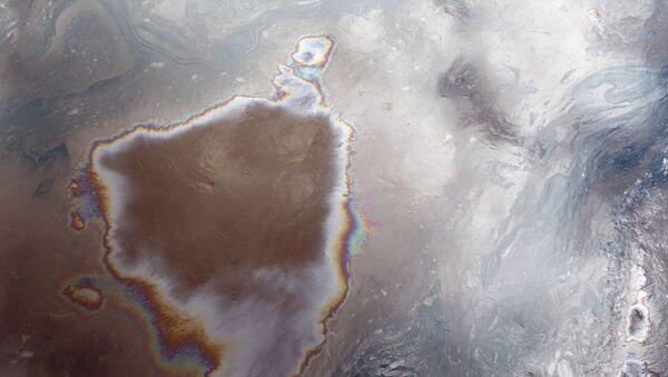 Sự cố tràn dầu ở vùng Novgorod - Sputnik Việt Nam