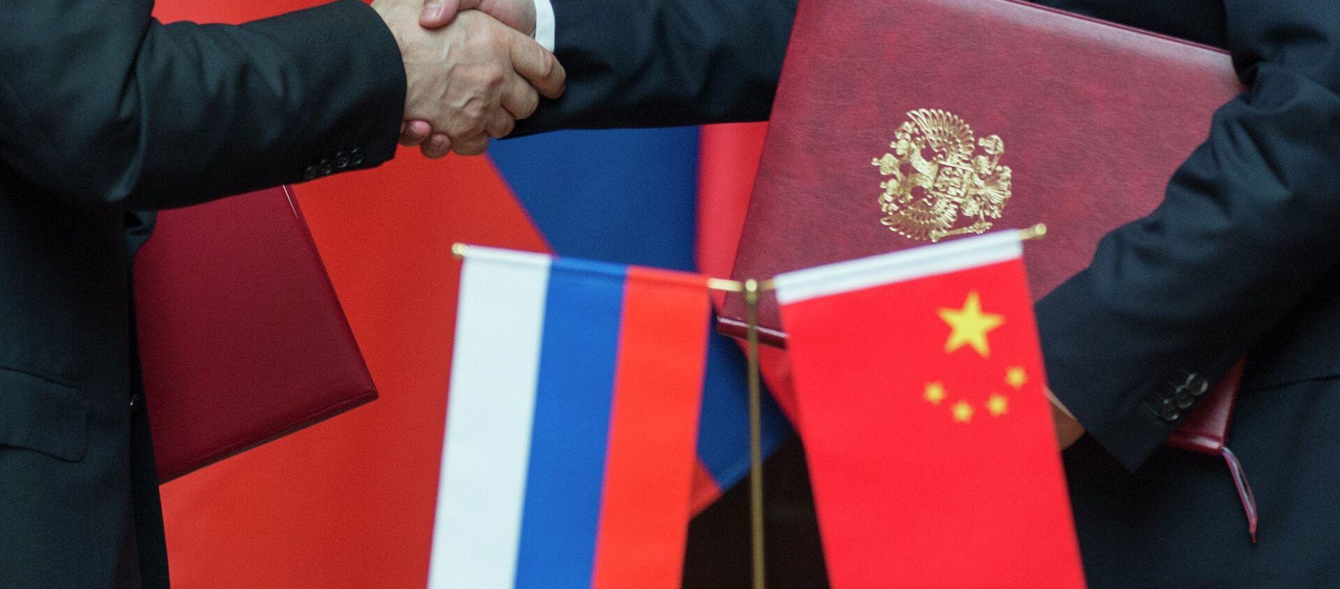 Vladimir Putin trong chuyến thăm chính thức Cộng hòa Nhân dân Trung Hoa - Sputnik Việt Nam, 1920, 13.08.2021