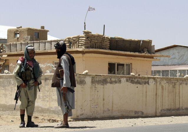 Chiến binh Taliban, tổ chức khủng bố bị cấm ở Nga