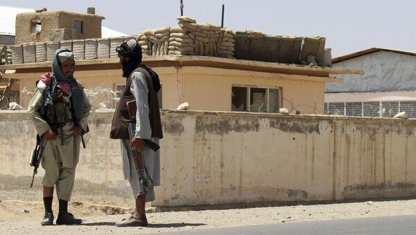 Chiến binh Taliban, tổ chức khủng bố bị cấm ở Nga - Sputnik Việt Nam