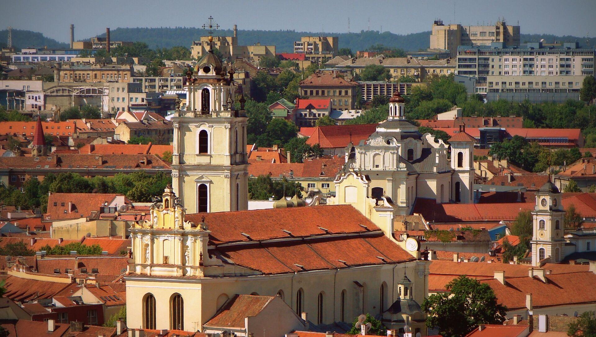 Vilnius, Litva - Sputnik Việt Nam, 1920, 16.08.2021