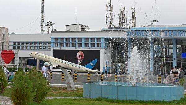 Sân bay quốc tế Kabul được đặt theo tên của Hamid Karzai ở Afghanistan - Sputnik Việt Nam