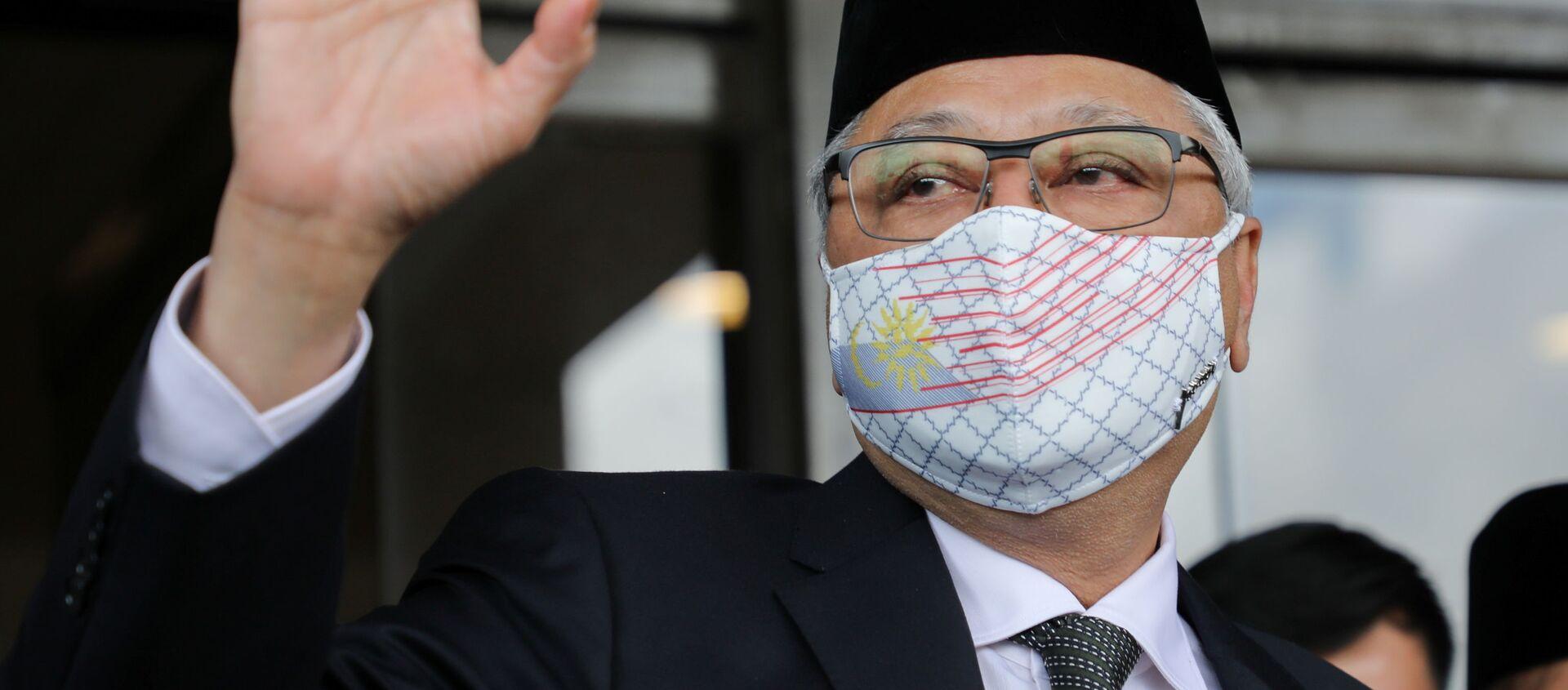 Tân Thủ tướng Malaysia Ismail Sabri Yaakob - Sputnik Việt Nam, 1920, 20.08.2021