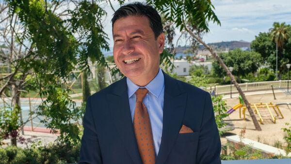 Thị trưởng thành phố Bodrum Ahmet Aras của Thổ Nhĩ Kỳ - Sputnik Việt Nam