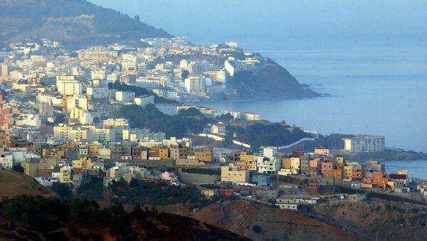 Ceuta, một thành phố tự trị nằm bên bờ biển Bắc Phi, thuộc chủ quyền Tây Ban Nha - Sputnik Việt Nam