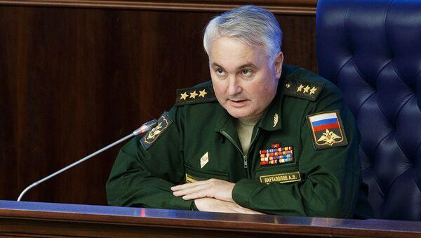 Thứ trưởng Quốc phòng Nga Andrei Kartapolov - Sputnik Việt Nam