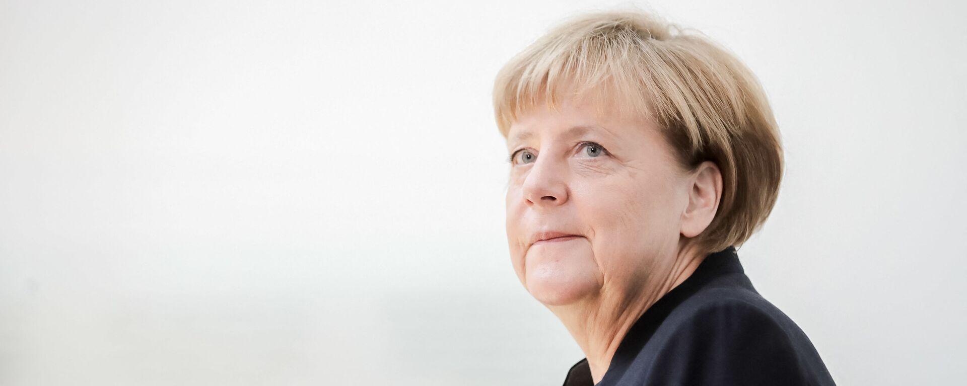 Thủ tướng Đức Angela Merkel - Sputnik Việt Nam, 1920, 21.08.2021