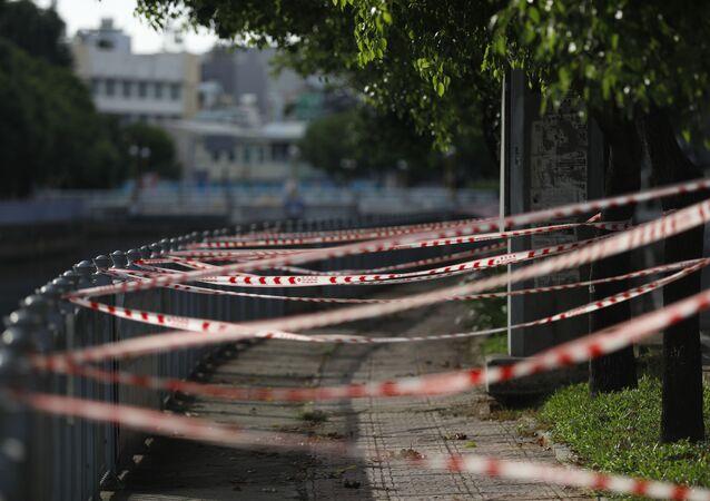 Siết chặt các biện pháp chống coronavirus ở TP Hồ Chí Minh
