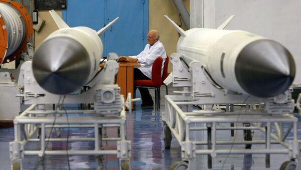 Tại Phòng không Concern Almaz-Antey  - Sputnik Việt Nam