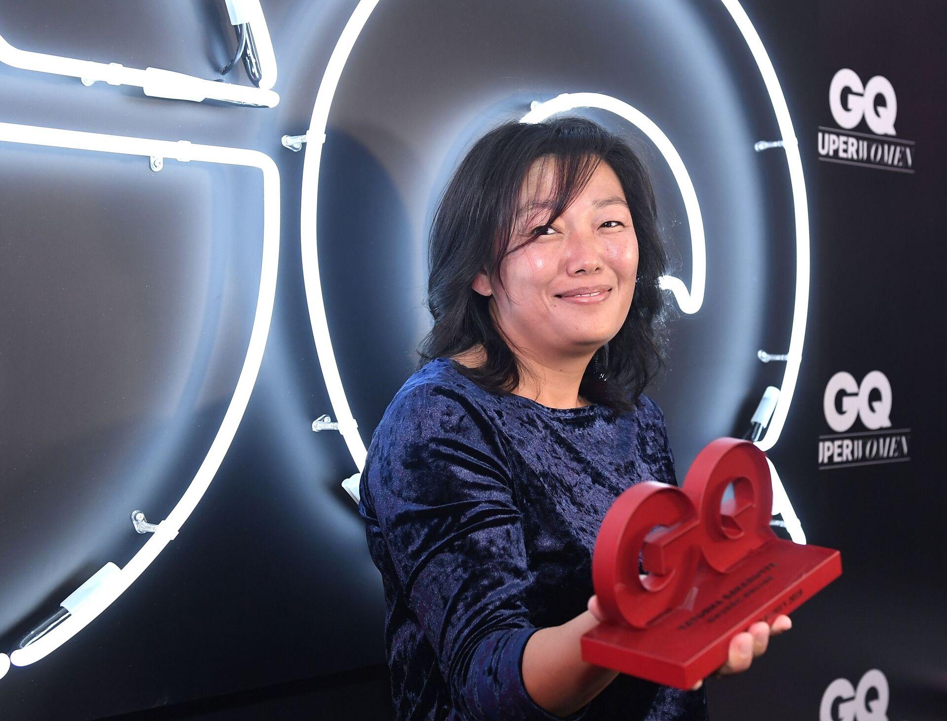 Người phụ nữ giàu nhất nước Nga là Tatyana Bakalchuk, người sáng lập cửa hàng trực tuyến Wildberries - Sputnik Việt Nam, 1920, 05.10.2021